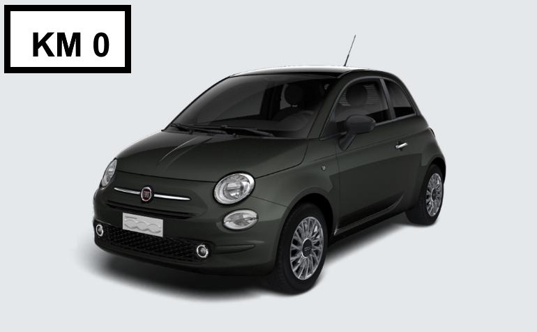 FIAT 500 1.2, 69 CV LOUNGE € 12.000,00 CHIAVI IN MANO € 188,00 RATA MENSILE