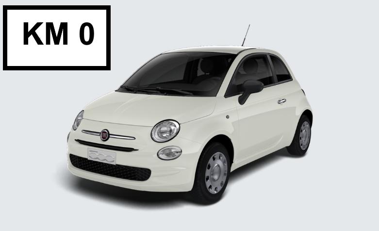FIAT 500 1.2, 69 CV POP € 10.500,00 CHIAVI IN MANO € 163,00 RATA MENSILE
