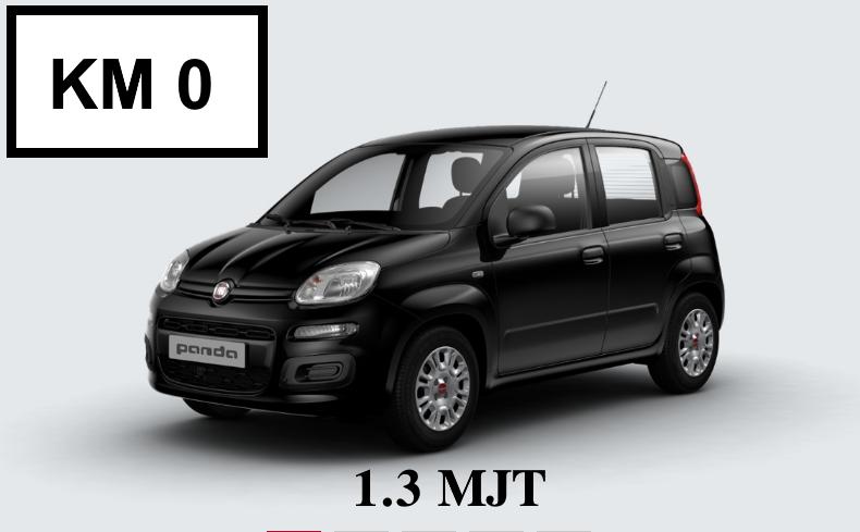 FIAT PANDA  1.3 MJT 95CV € 12.000,00 CHIAVI IN MANO  € 188.00 RATA MENSILE