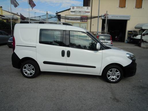 FIAT DOBLO' 1.3 MJT 90CV E5+ KM 72000 € 8000