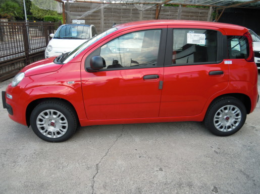 FIAT PANDA 1.2 EASY Km0 Pronta Consegna €9000,00