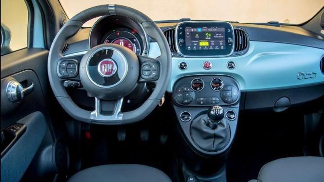 Fiat 500 Hybrid 39231 Berlina 3 Porte Fiat 500 Hybrid 2020 Interior 1